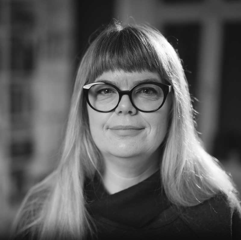 Arkitekt Anette Saxe. TRAFO Arkitektur, Arendal.